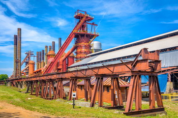Old Iron Factory
