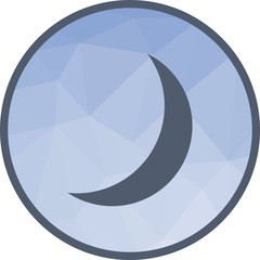 Crescent, moon, islamic