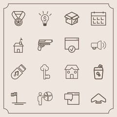 Modern, simple vector icon set with extreme, box, ocean, concept, sky, bubble, meeting, beach, businessman, construction, storage, people, reward, idea, summer, baja, speech, unpacking, glass icons