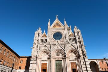 Cathedral of Siena - Tuscany Italy