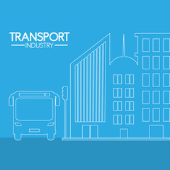 Bus transport industry