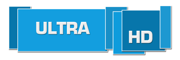 Ultra Hd Blue Square Boxes