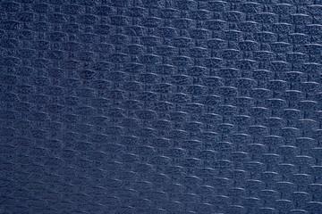 corrugated dark blue texture