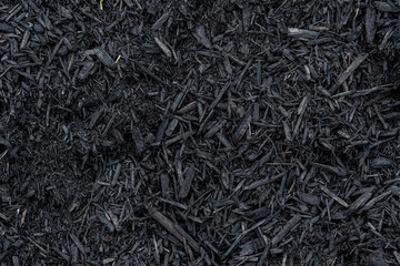 Pile of Mulch Texture
