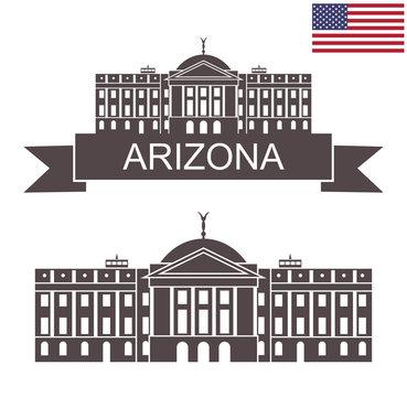 State of Arizona. Arizona State Capitol building