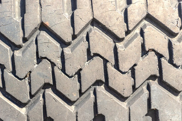 Tire protector, background