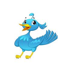 Toy bird icon