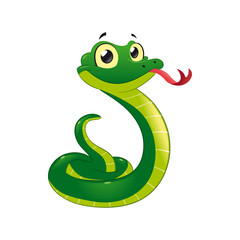 Toy snake vector