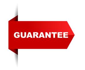 banner guarantee