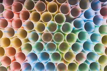 Cocktail Tubes. Drinking straws