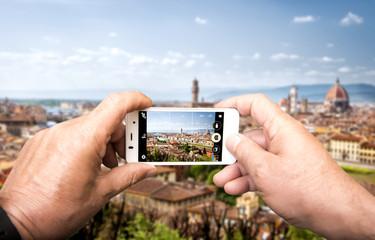 Fotografia con Smartphone di Firenze