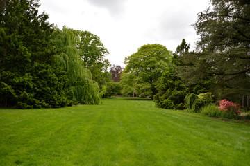 Papiers peints Jardin gardens in spring