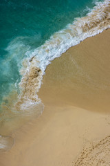 Turquoise Water Meets Sandy Beach