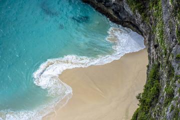 Deserted Tropical Beach