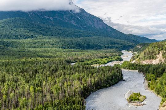 Alaska's Matanuska River