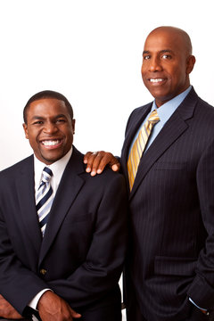 African American Business team and mentor.