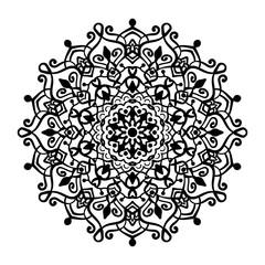 Mandala Vector Design Element