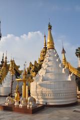 Temple in Myanmar (Burma)