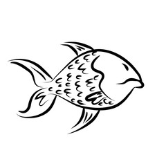 fish_style2 lines