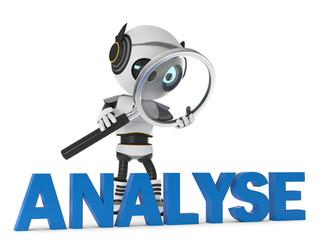 3d Roboter Analyse