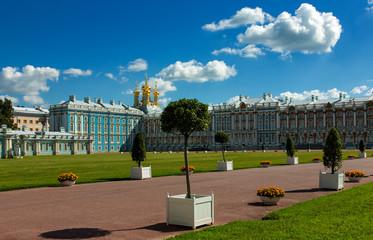 Saint Petersburg - Catherine Palace. Katharinenpalast - Sankt Petersburg.