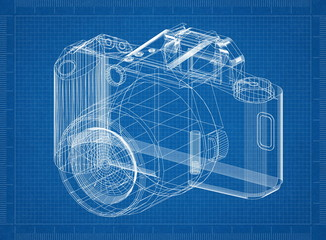 Digital Camera Architect blueprint