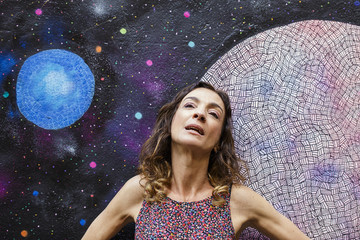 the universe in feminine