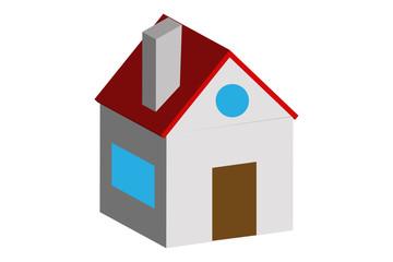 Compra y venta de pisos y casas.