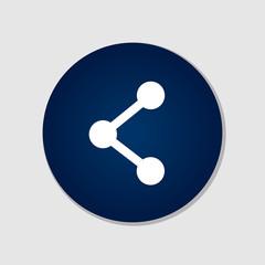 Share Icon Vector Design