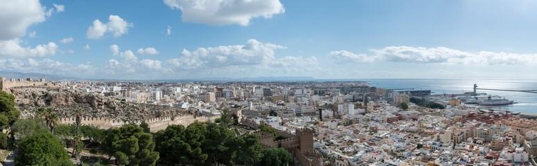 Panorama d'Alméria