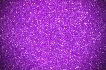 glittered purple color background  with vintage effect