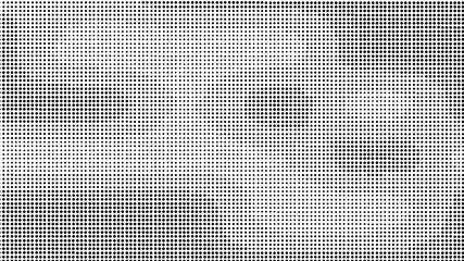 Halftone texture with dots. Grunge Pattern. Halftone Background. Vector illustration.