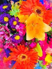 Assortment of Beautiful Flowers