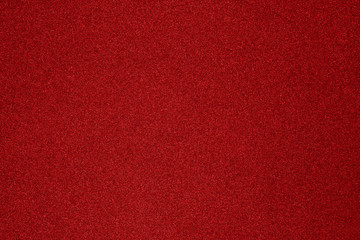 Red fabric of bright texture.Red bright fabric background.