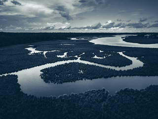 Ocean Springs Mississippi Fotomurales