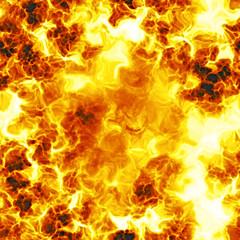 Texture del sole, fiamme e fuoco sfondo, bruciare e ardere