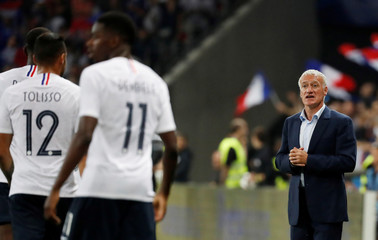 International Friendly - France vs Italy
