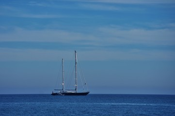 Sailing Into the Blue 3742017