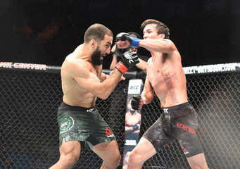 MMA: UFC Fight Night-Utica- Muhammad vs Rencountre