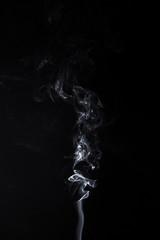 Smoky swirl of aromastick