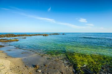 Playa de Calahonda, Mijas, Andalusia, Spain