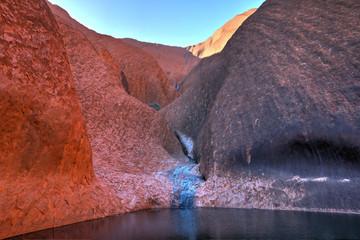 Australien, Northern Territory, Wasserloch