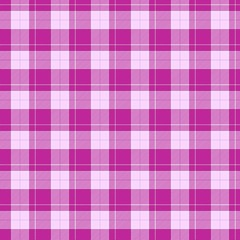 Purple pink seamless checkered simple abtract design pattern