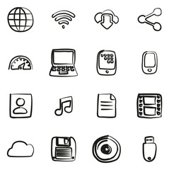 Download Icons Freehand
