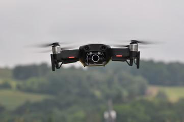 Drone en vol