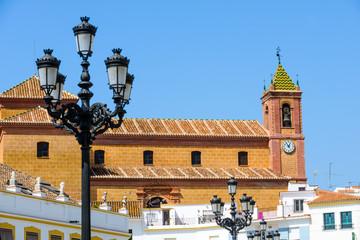 Iglesia de Ntra. Sra. de la Encarnacion, Torrox, Andalusia, Spain