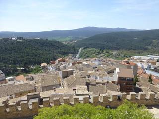 Bañeres / Banyeres de Mariola. Pueblo de Alicante en la Comunidad Valenciana ( España)