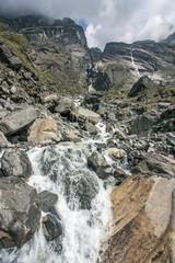 Wasserfall im Himalaya