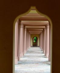Schlosspark Schwetzingen: Red Mosque in the Turkish Garden