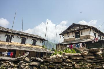Häuser Chandruk